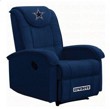 Wholesale Furniture Brokers Offers Free Shipping on NFL and College Team Recliners