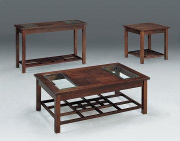 3 PC Enchantment Occasional Table Set