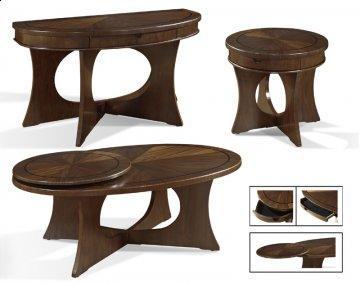 3 PC Manhattan Occasional Table Set