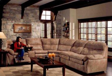 Clarie Recliner Sectional Sofa