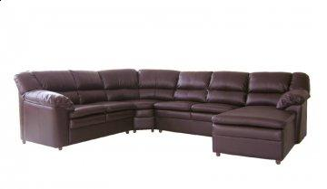Hals Leather Sectional Sofa