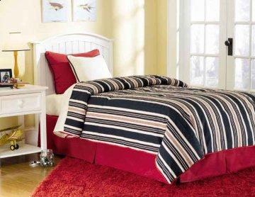 Hobie Blue Twin Premium Pack Bedding Set