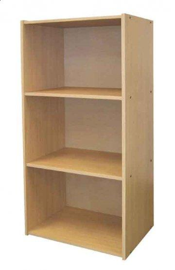 Lansky 3-Level Bookshelf