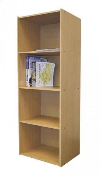 Lansky 4-Level Bookshelf