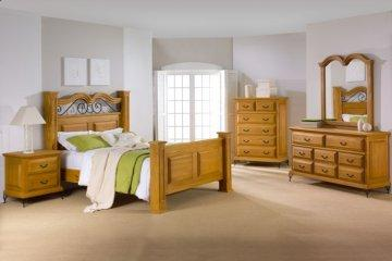 Ashton Panel Bedroom Set