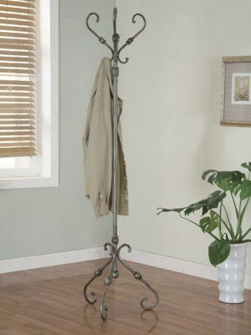 Garden District Scroll Coat Rack