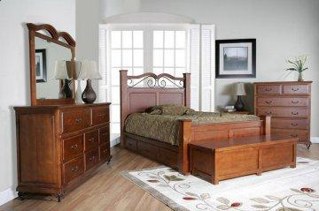 Ashton Panel Storage Bedroom Set