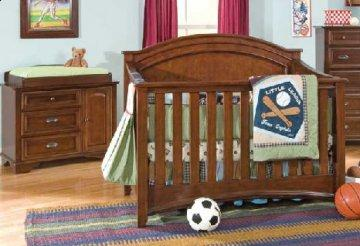 Deer Run Baby Crib