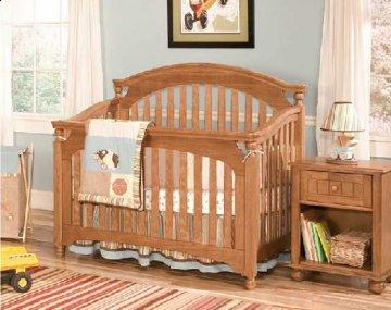 MyStyle Maple Baby Crib