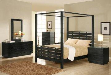 Torino Canopy Bedroom Set