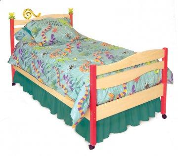 3 PC Little Lizard Twin Bedding Set
