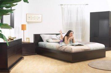 Zurich Platform Bedroom Set