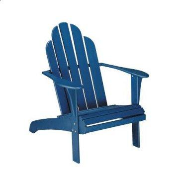 Woodstock Blue Adirondack Chair