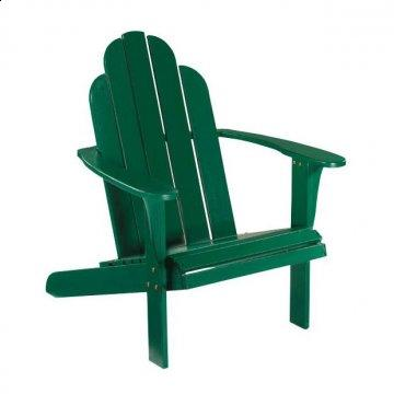Woodstock Green Adirondack Chair