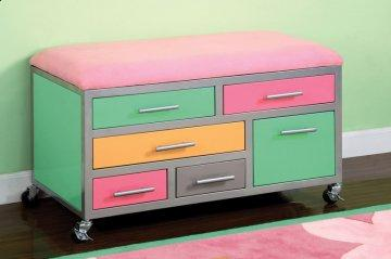 Bauble Girls Storage Bench