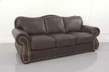 Hampton Leather Sofa