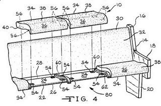 Pew Patent Reminder Of Usefulness Of Utility Patents For Furniture
