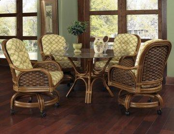5 PC Pelican Harbor Game Table Set