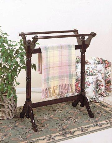 Heirloom Cherry Towel Rack