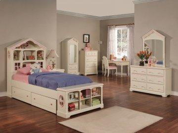 Doll House Bedroom Set