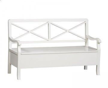Warwick Storage Bench