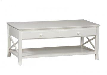 Warwick White Coffee Table