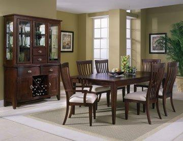 Announcing The New Portland Furniture Store At GoWFB Collage Dining Table Set
