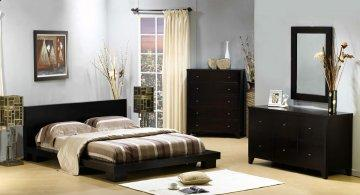 Somi Platform Bedroom Set