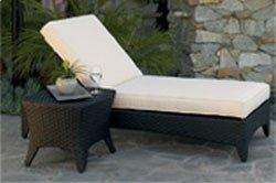Laguna Contemporary Outdoor Chaise