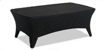 Laguna Contemporary Outdoor Coffee Table