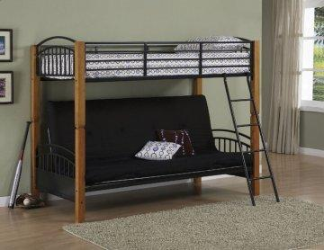 Country Futon Bunk Bed