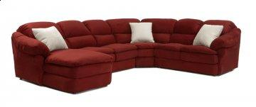 Merlot Sectional Sofa
