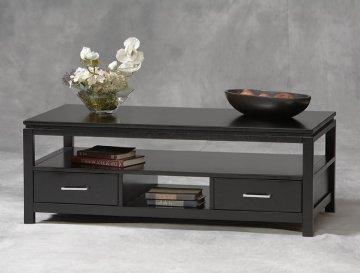 Sutton Black Coffee Table