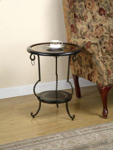 Masterpiece Burnt Umber End Table