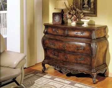 Masterpiece Cherry 3 Drawer Hall Chest