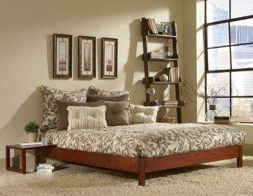 Murray Mahogany Platform Bed