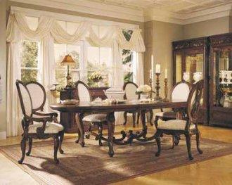Jessica McClintock renaissance dining room furniture set