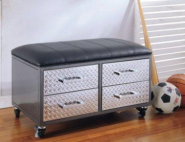 Monster 4 Drawer Mobile Bench
