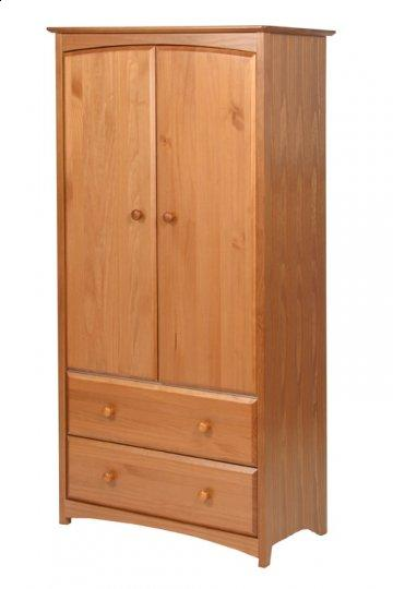 Beatrice Oak Armoire
