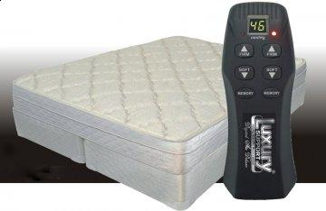 Evolutions Deluxe Digital Air Bed Mattress Set