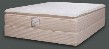Preston Pillow Top Pocket Coil Mattress with Visco Memory Foam