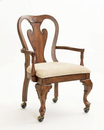 2 PC Jamestown Game Chair Set