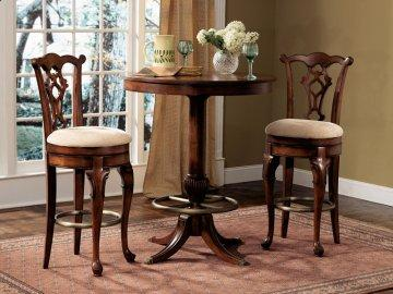 3 PC Jamestown Pub Dining Room Furniture Set