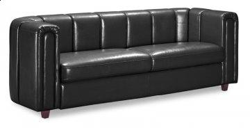Speakeasy Leather Sofa