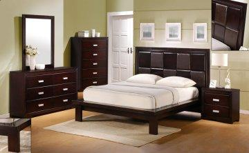 Cosmo Platform Bedroom Set