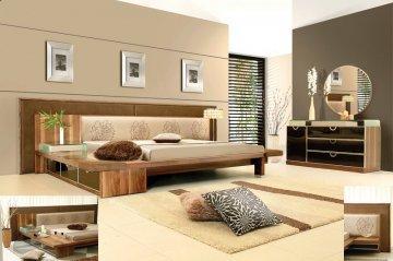 Tokyo Platform Bedroom Set