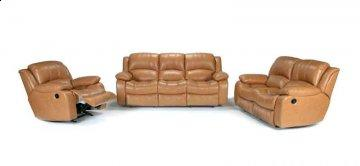 3 PC Imperia Leather Recliner Sofa Set