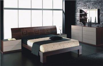 Benicarlo 110 Series Platform Bedroom Set