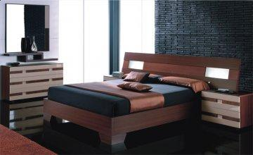 Benicarlo 112 Series Platform Bedroom Set