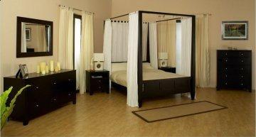Wilshire Platform Bedroom Set